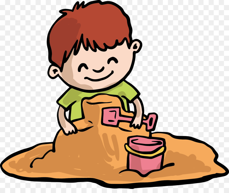 sand play child clip art playing the sand of the boy png download rh kisspng com clipart sand castle sand clipart images