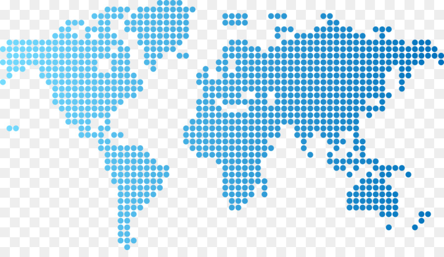 Earth world map globe vector blue dot map png download 925520 earth world map globe vector blue dot map gumiabroncs Images