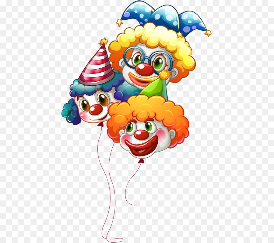 Clown Profession Png Download 495800 Free Transparent Clown Png