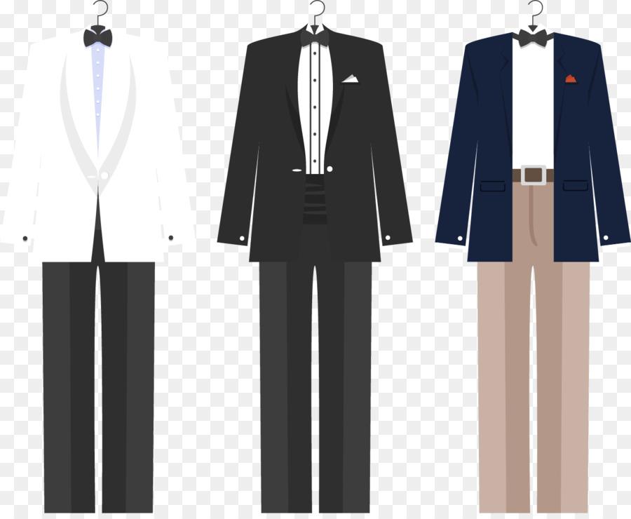Tuxedo Suit Traje De Novio Euclidean Vector