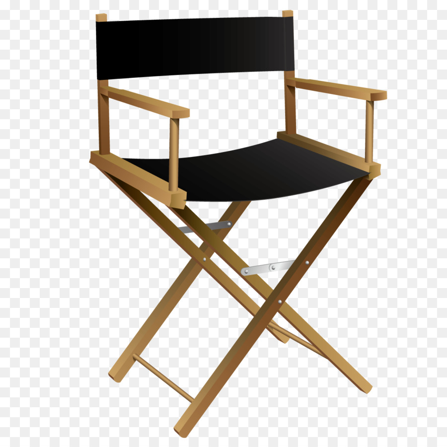 Directors Chair Royalty Free Clip Art   Wooden Chairs