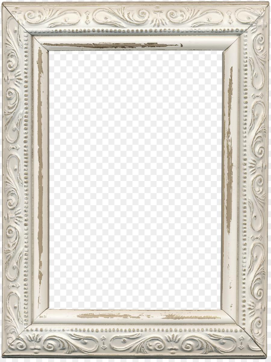 Marco de imagen de la Fotografía Clip art - Marco de plata patrón ...