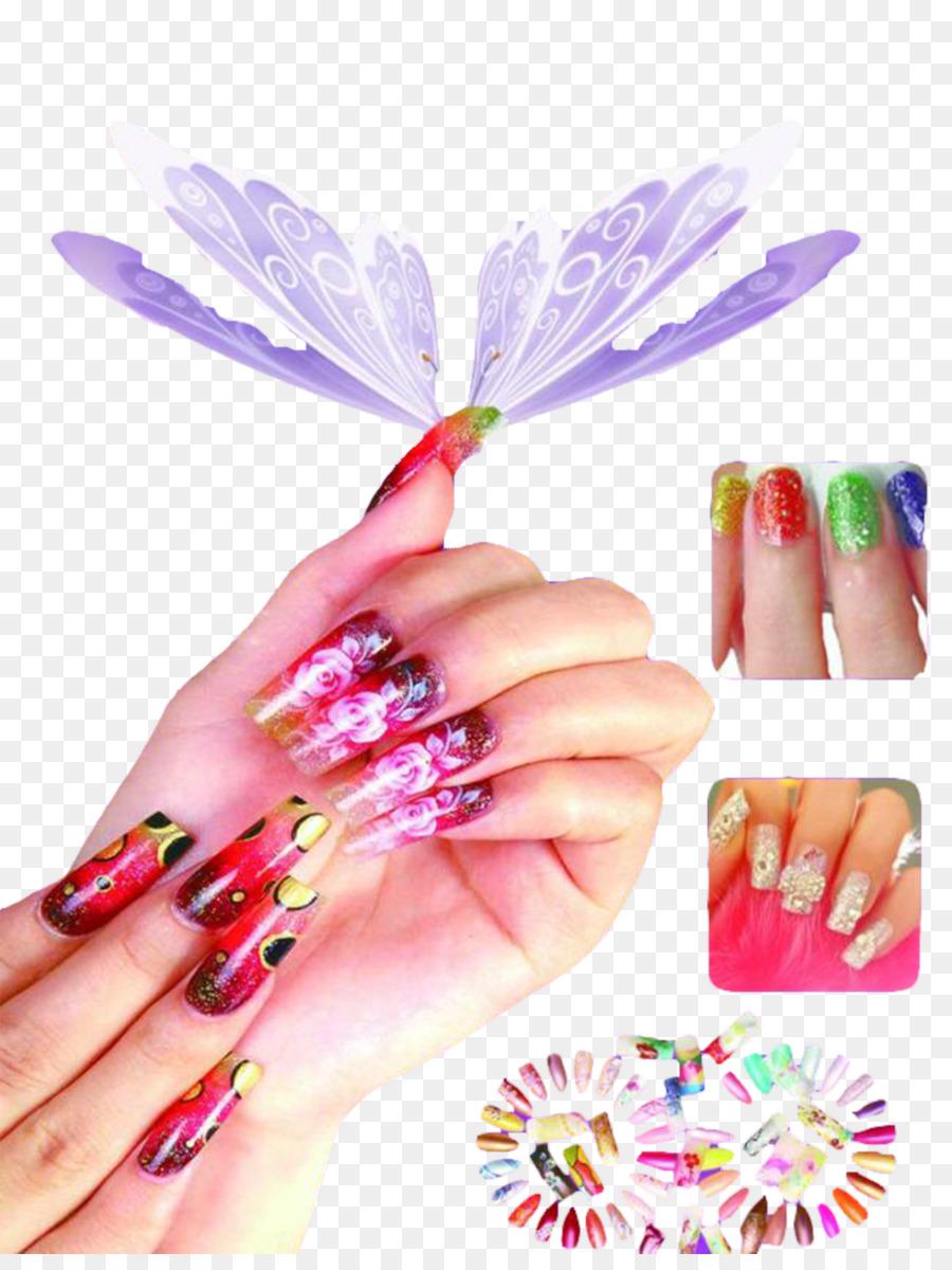 Nail art Poster - Nail png download - 2708*3567 - Free Transparent ...