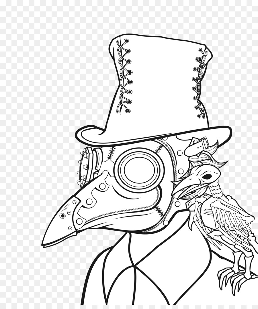 Mask Pattern Custom Decorating