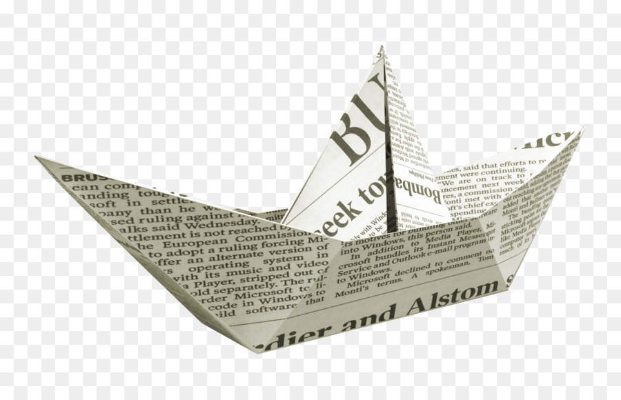 Origami Paper Boat Origami Paper Ship Newspaper Paper Boat Png