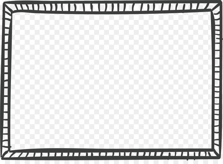 Light Black - Label black frame png download - 2186*1568 - Free ...