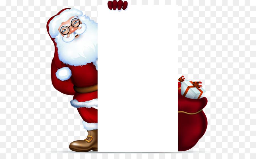 santa claus christmas gift clip art santa claus gift tag