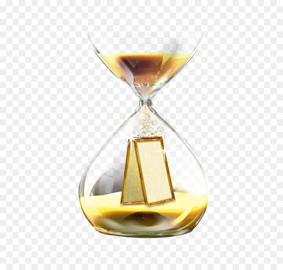 Hourglass Time Sand - Glass hourglass png download - 706*853 - Free ...