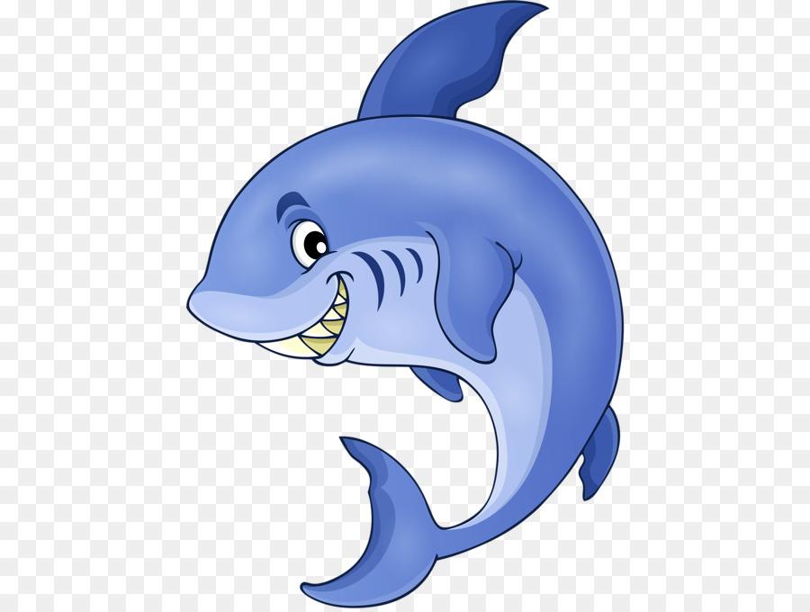 Ortak şişe Burunlu Yunus Balığı Köpekbalığı Boyama Kitabı