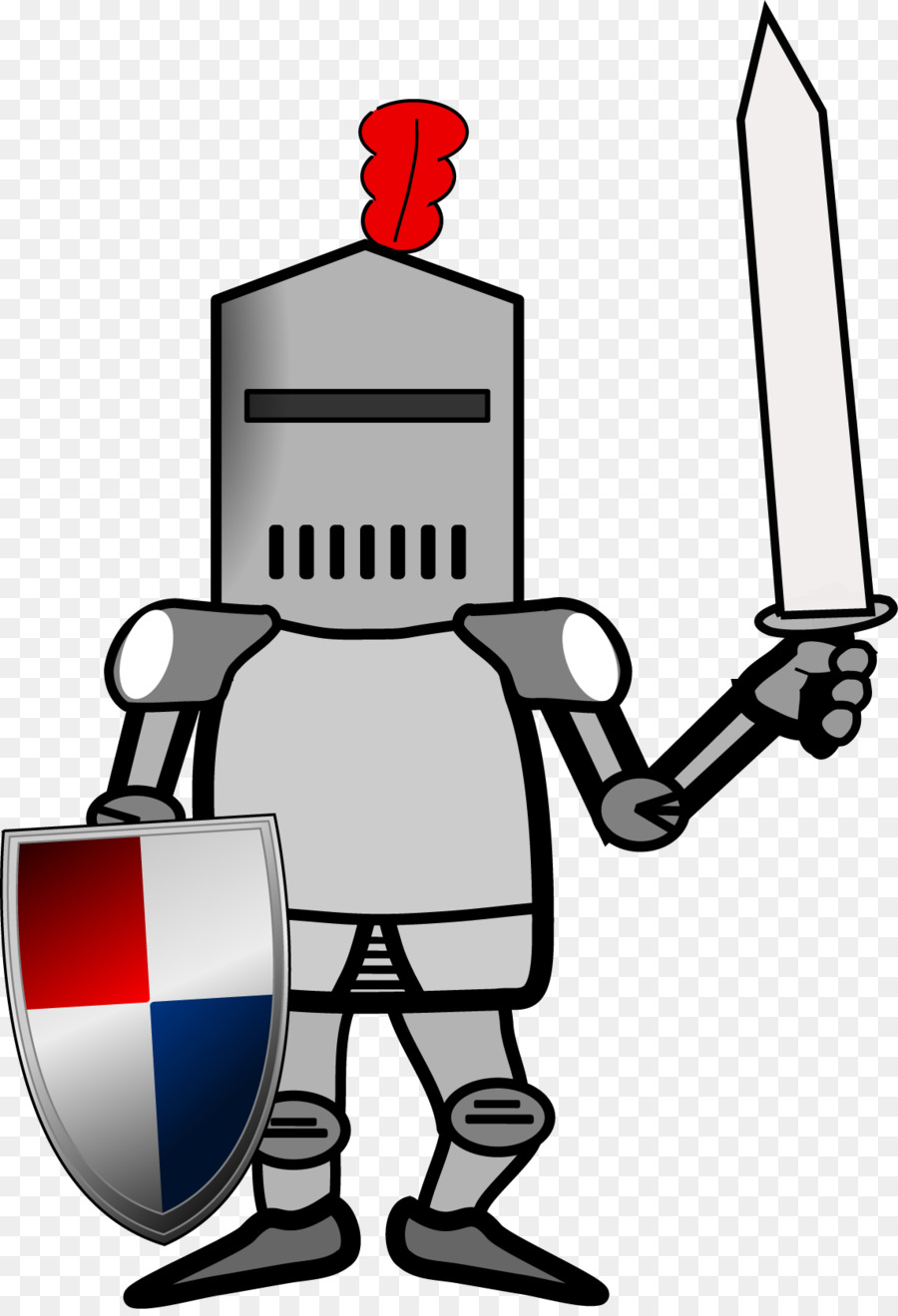 middle ages knight plate armour clip art vector warrior png rh kisspng com knights clip art free knight clipart images