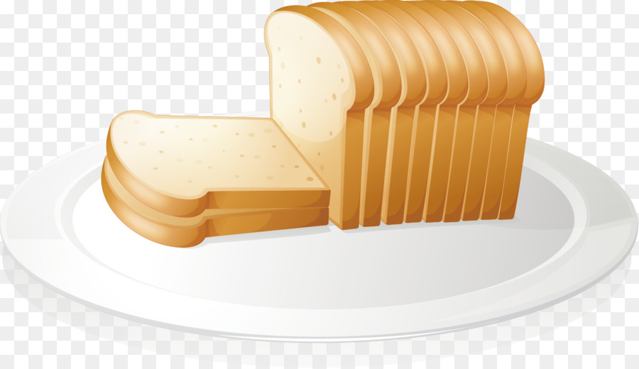 Toast Cheese Sandwich Baguette Sliced Bread Clip Art