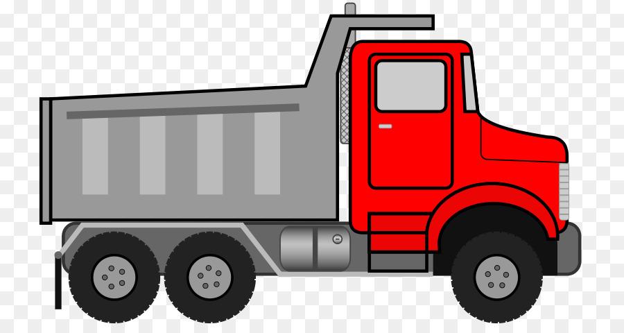 pickup truck car dump truck clip art big red truck png download rh kisspng com free trash truck clip art