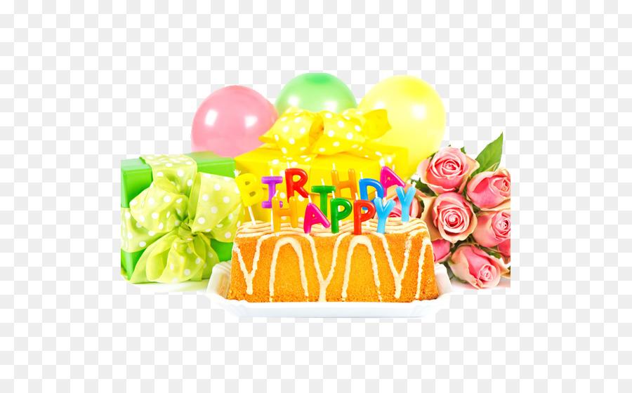 Birthday Cake Happy Birthday To You Wish Greeting Card Warm Toast