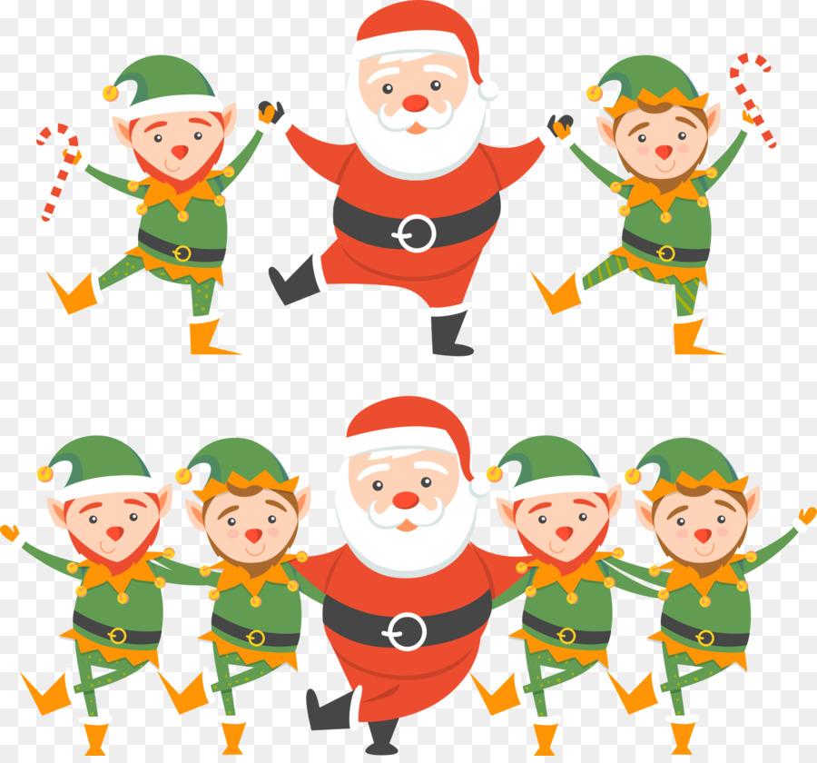 Cartoon Christmas Tree png download - 1662*1537 - Free