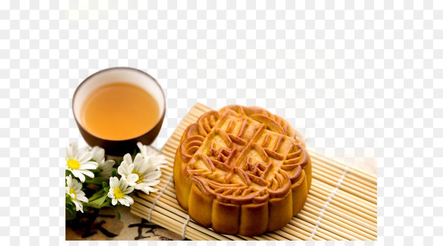 Mooncake Chinese Cuisine Mid Autumn Festival Moon Cake
