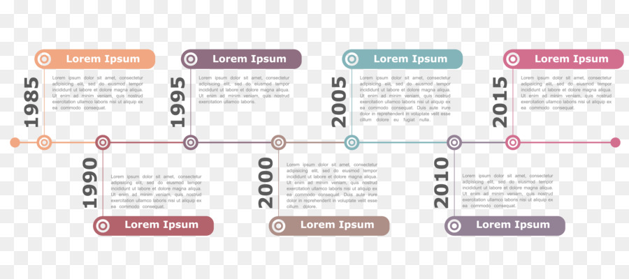 Infographic Flowchart Ppt Infographic Design Vector Material Png