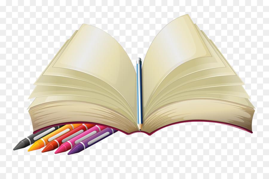 Borrador De Lápiz De Dibujo De Ilustración - Crayon libro png dibujo ...