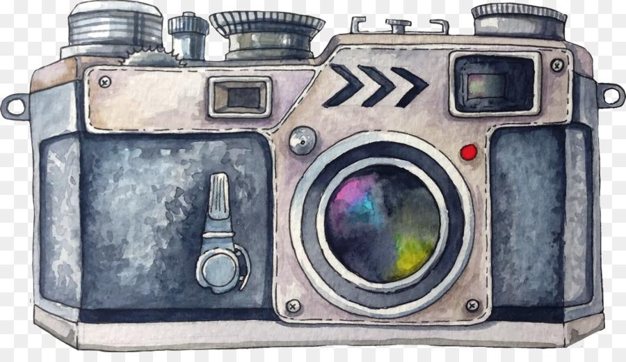 troy car toyota highlander camera painting vector hand