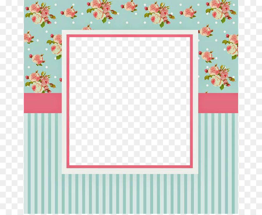 Wedding Invitation Paper Shabby Chic Blue Wallpaper