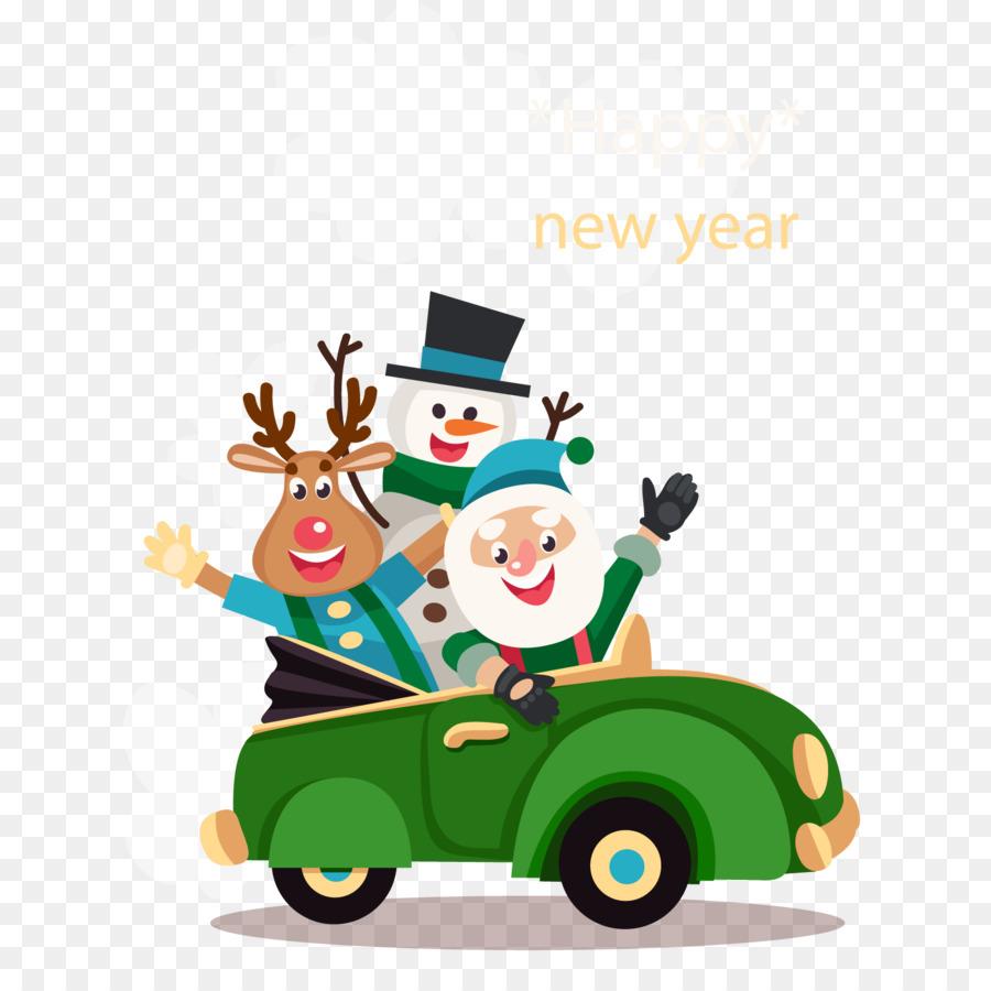 Santa Claus Christmas Card Christmas Card Santa Claus Greeting