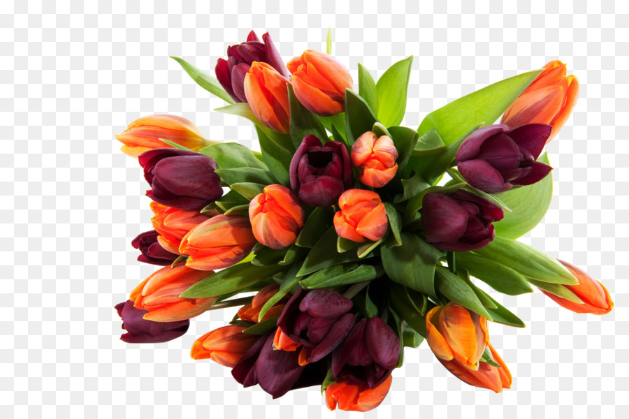 Flower bouquet High-definition television Wallpaper - Tulip Bouquet ...
