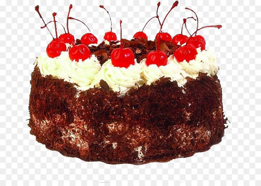 Black Forest Gateau Chocolate Cake Bakery Fruitcake Birthday Cake