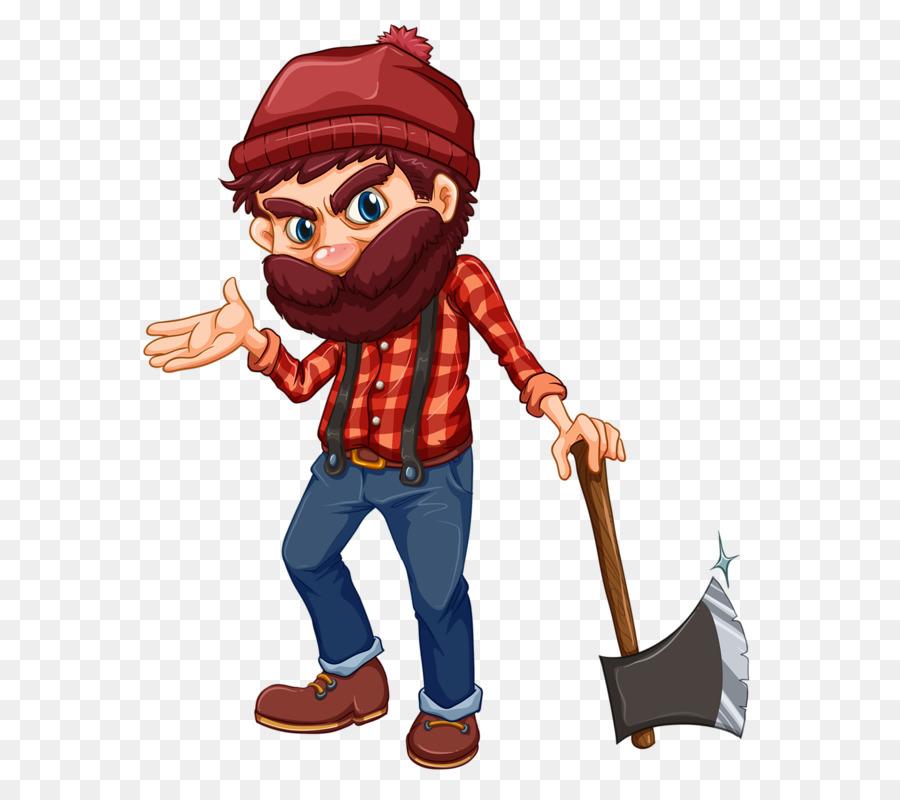 Dabbing Lumberjack
