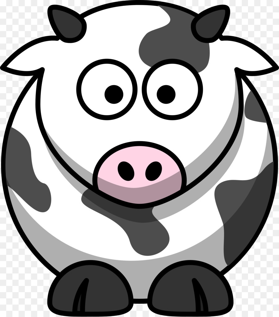 Cattle Head png download - 2827*3200 - Free Transparent