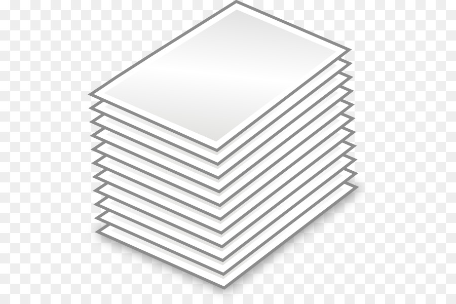 Buroklammer Datei Ordner Clipart Papiere Cliparts Png
