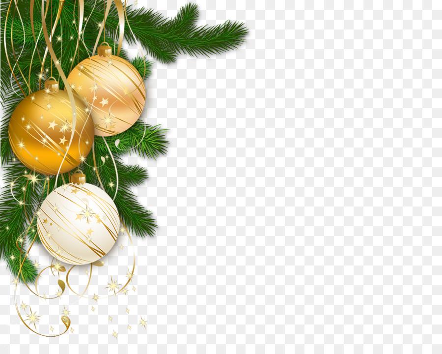Santa Claus Christmas ornament New Year Christmas card - Christmas ...