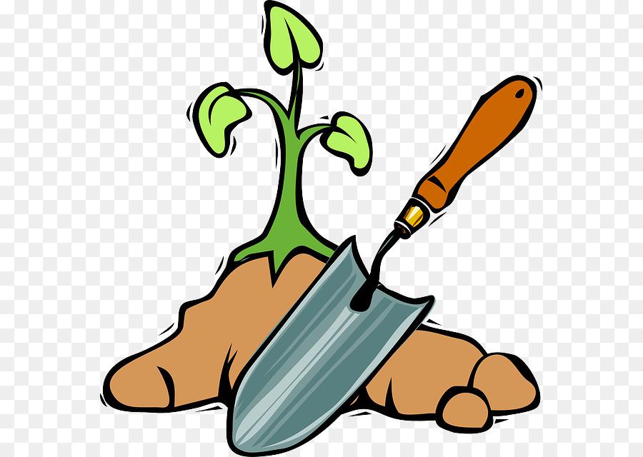 garden tool shovel spade clip art community garden cliparts png rh kisspng com free garden clipart pictures free garden clipart borders