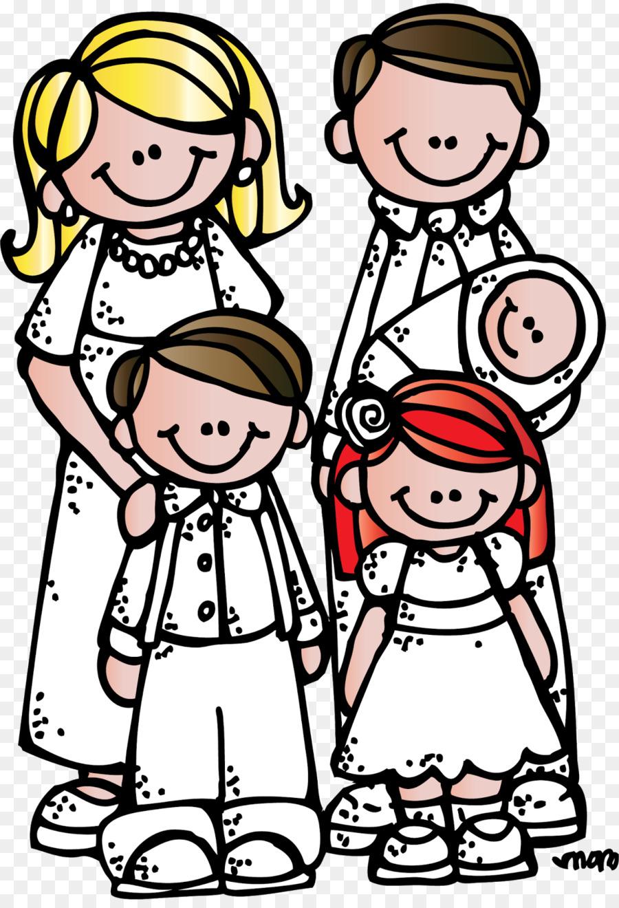 Keluarga Kudus Hitam Dan Putih Klip Seni Ctr Cliparts