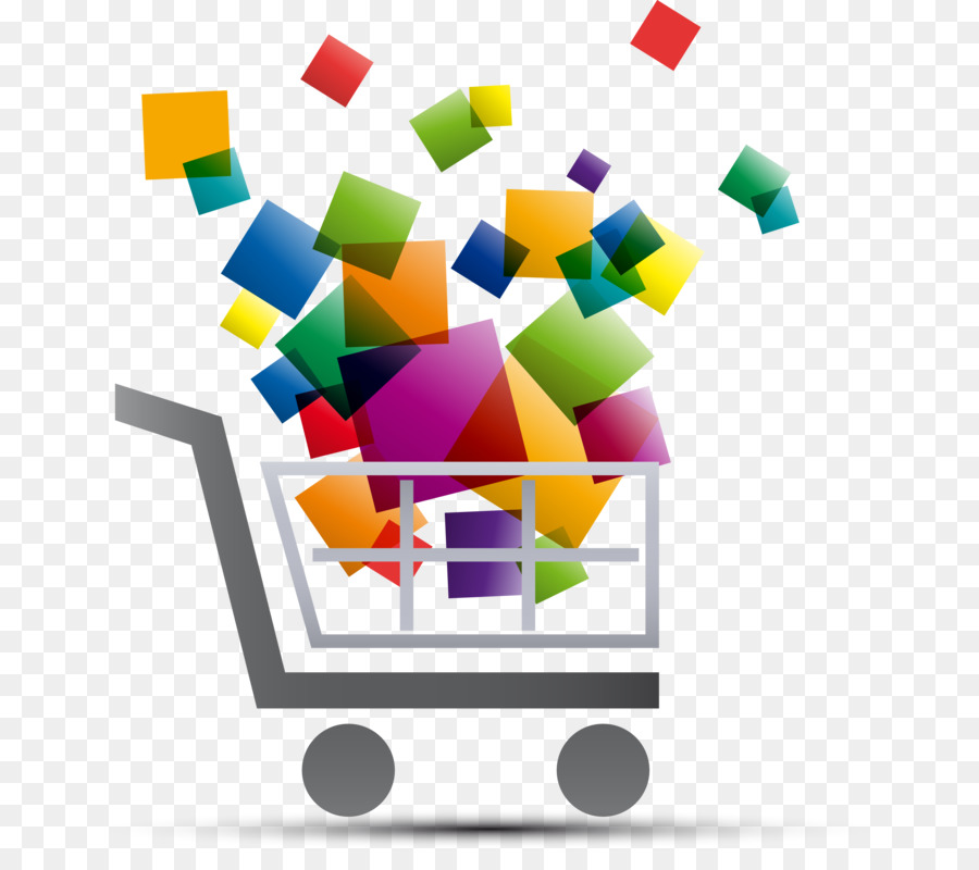 Shopping cart logo online shopping service shopping cart for Onlineshop design mobel