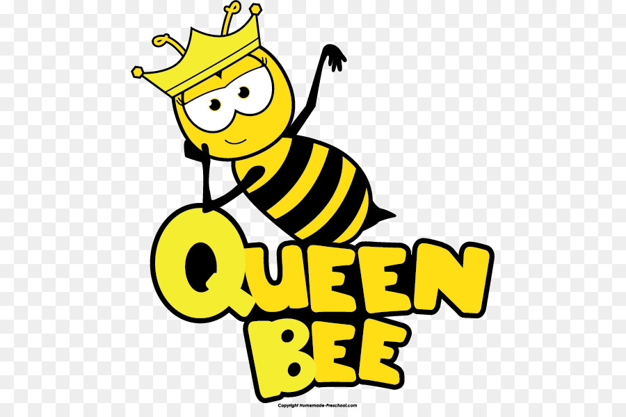 queen bee bumblebee clip art queenbee cliparts png download 523 rh kisspng com bumble bee clip art black and white bumble bee clipart for teachers