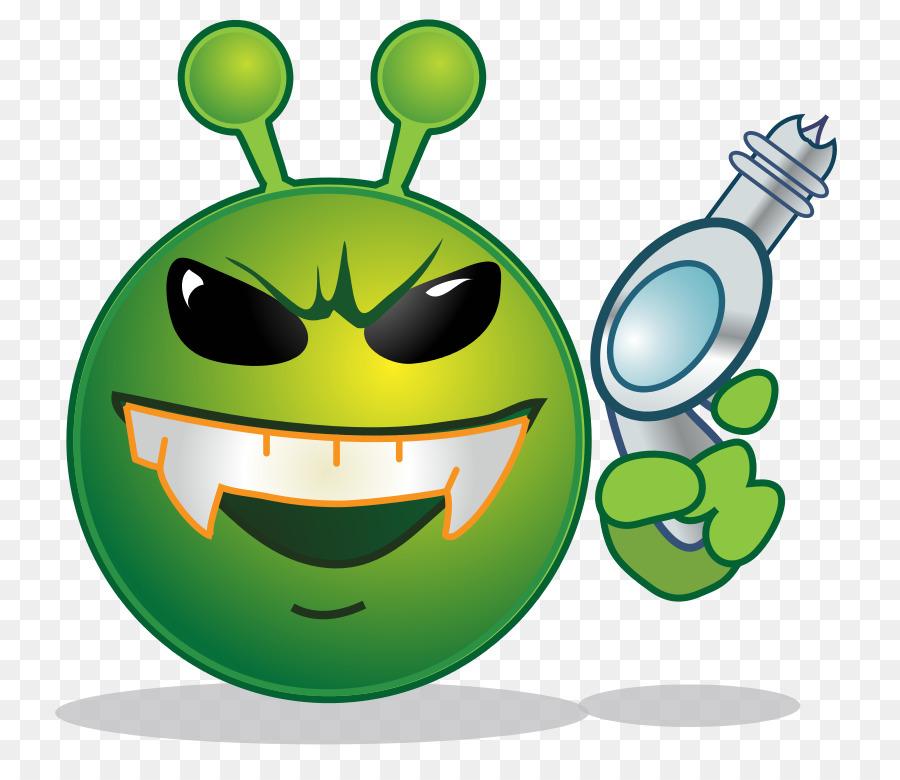 Картинки смайлик инопланетянин