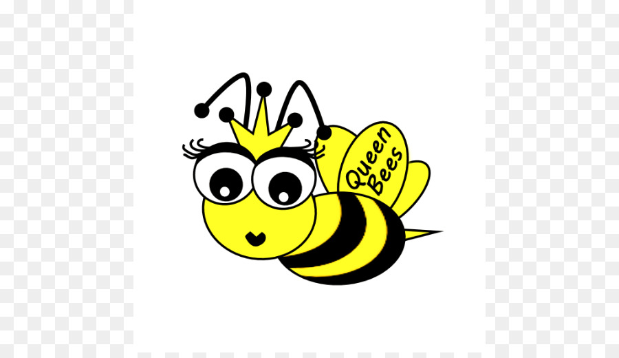 western honey bee queen bee clip art queenbee cliparts png rh kisspng com