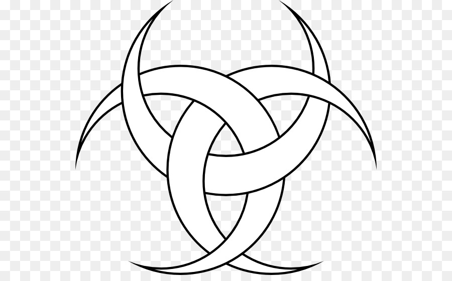 Triple Goddess Symbol Lunar Phase Crescent Moon Diane Cliparts Png