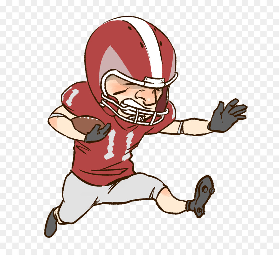 football player american football clip art funny sports