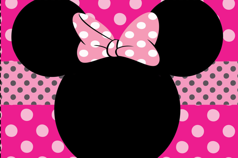 Minnie Mouse, Mickey Mouse, Daisy Duck, Pink, Heart PNG
