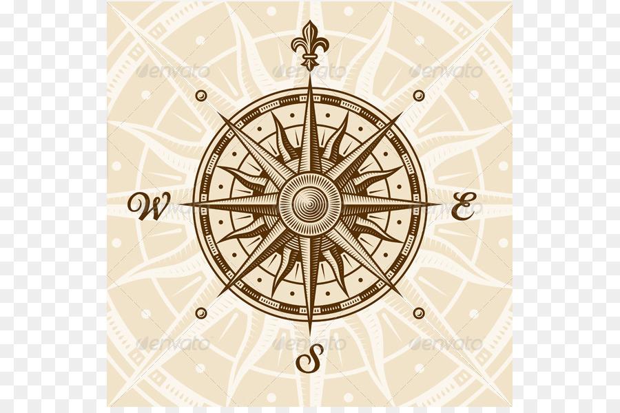 Compass Rose Stock Photography Clip Art