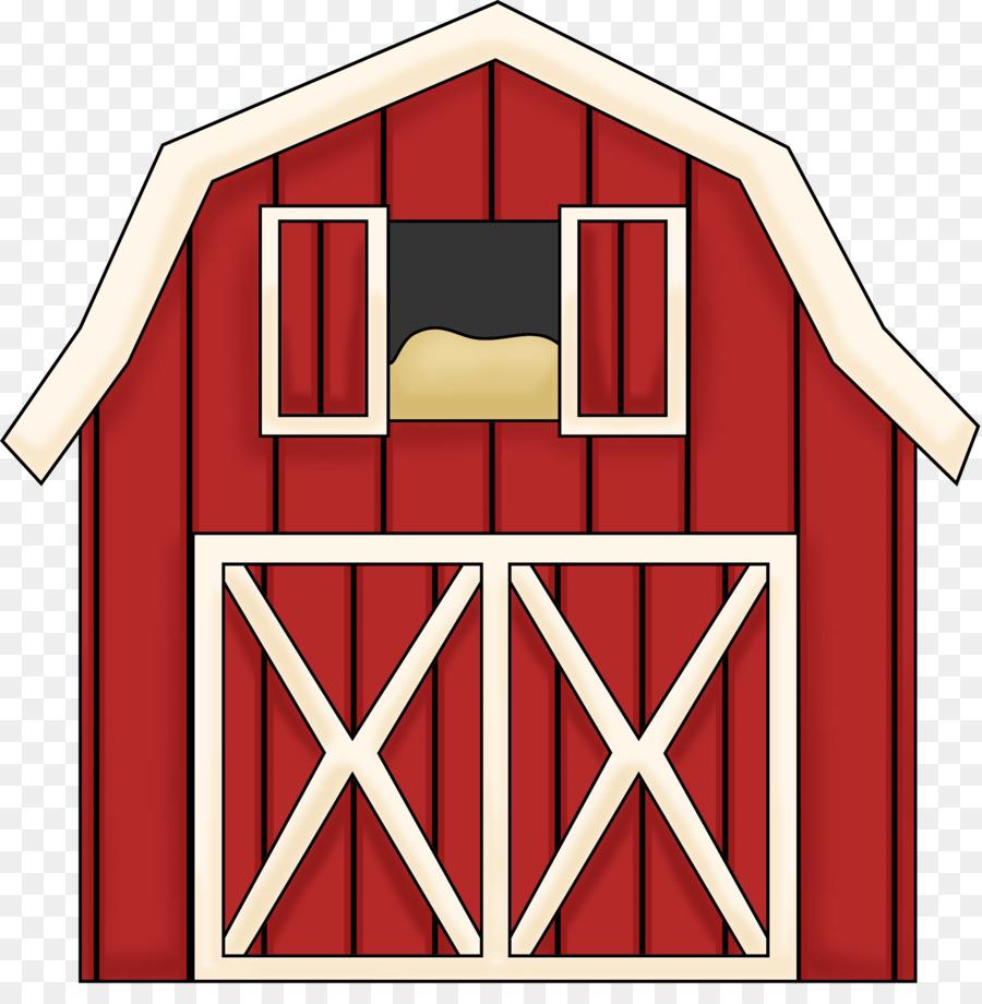 Silo Barn Clip Art