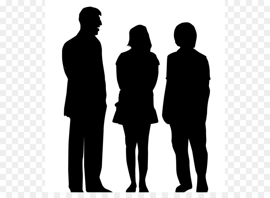 silhouette people photography clip art people talking cliparts png rh kisspng com