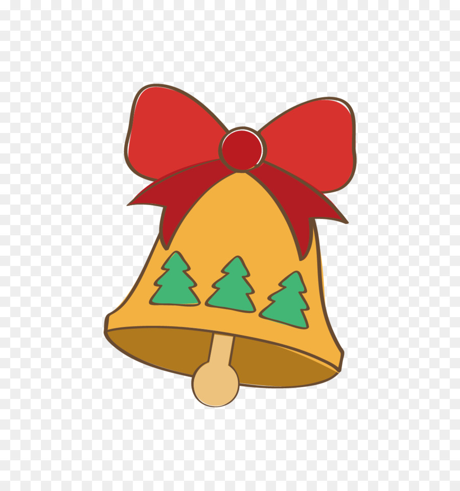 jingle bells drawing christmas bell png download 1150 1210