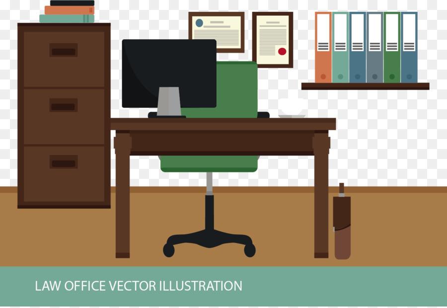 Office Business Vector Cupboard