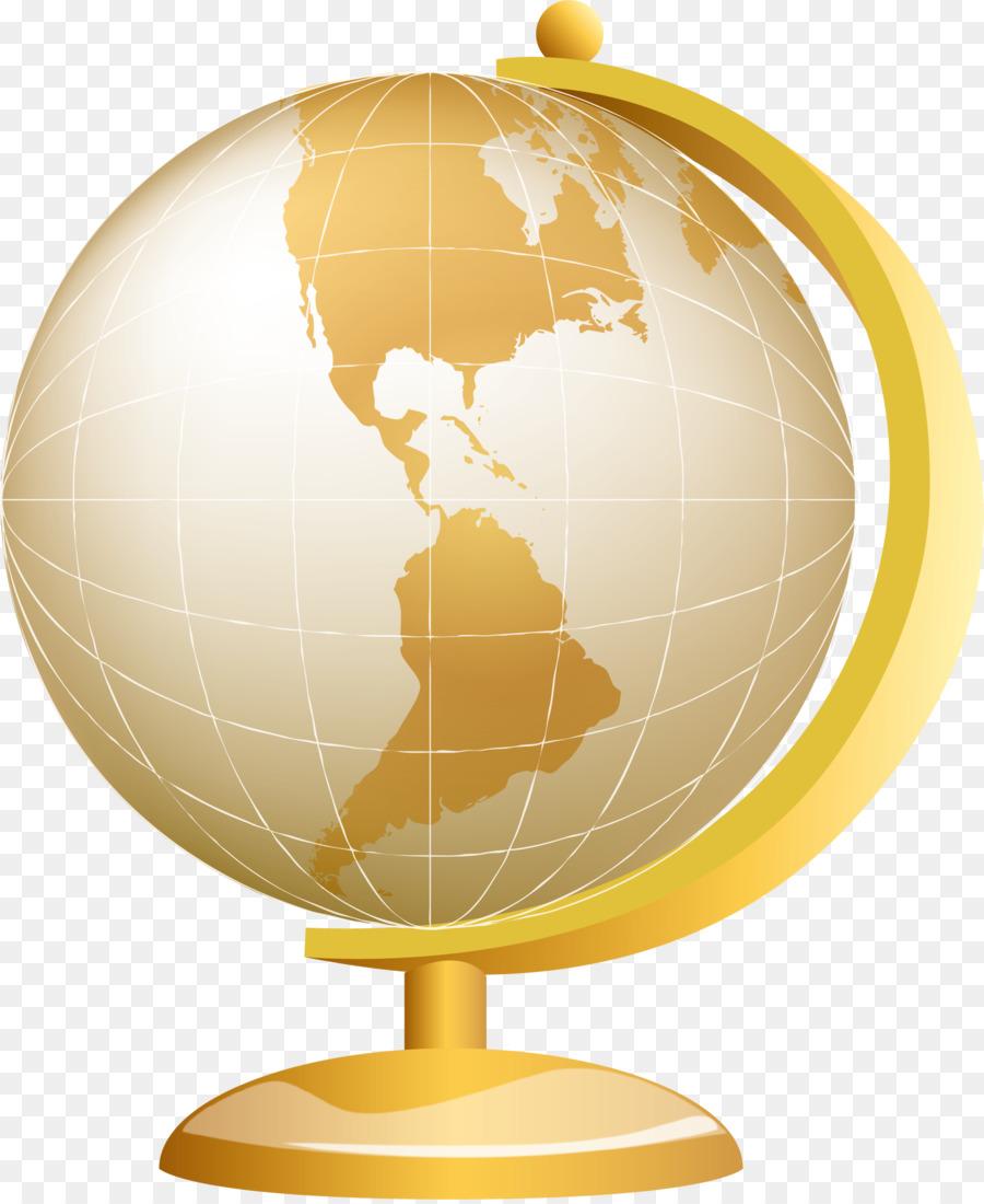 Globe   Vector Globe