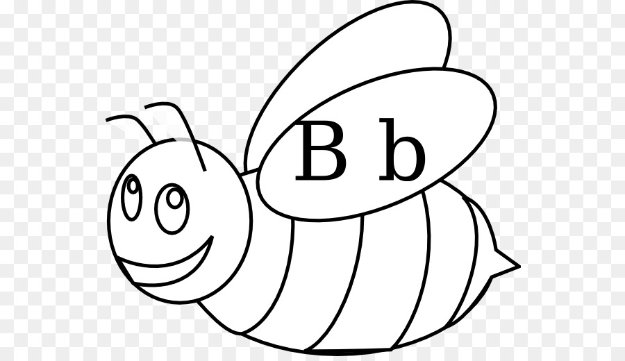 honey bee bumblebee drawing clip art bumble bee template png