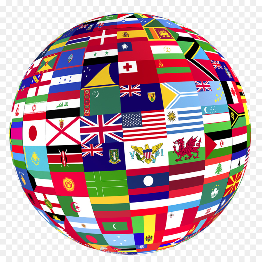 globe flags of the world clip art world globe png download 1000