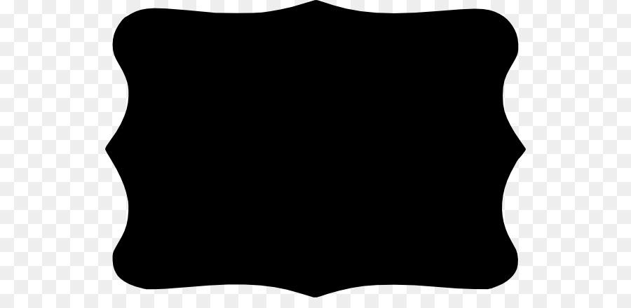 borders and frames picture frame curve quatrefoil clip art