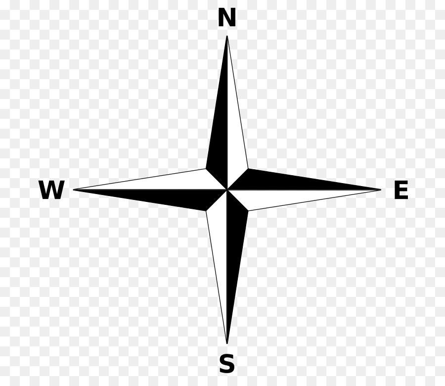 compass rose north cardinal direction map simple compass free map compass vector free compass vector images