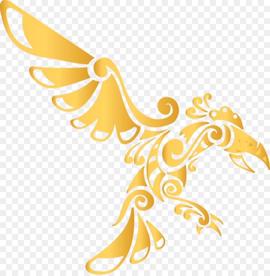 Águila de oro de la Ilustración - Vector pintado a mano Golden Eagle ...